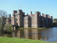 Herstmonceuex Castle & Moat