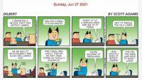 Today's Dilbert Cartoon