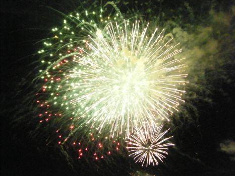 Kenora fireworks