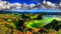 Furnas Lagoon, São Miguel Island, Azores