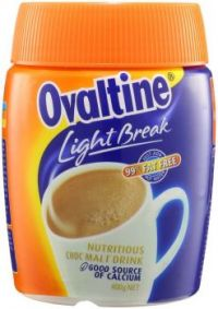 Theme: Oval and round things...ovaltine ;-D
