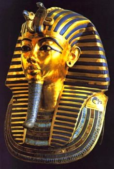 TUTANKHAMUN GOLDEN MASK