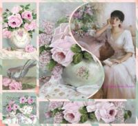 Soft Pink Roses