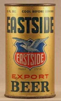 Eastside Beer (blue text) - Lilek #223