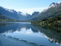 Norwegian Scenery