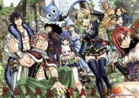 Fairy Tail Cast