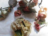 Vintage floral creations