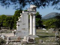 GREECE – Epidaurus - The Sanctuary of ApolloMaleatas - Remains