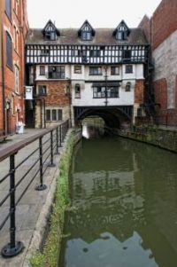 High Bridge, Lincoln - 28th August 2013