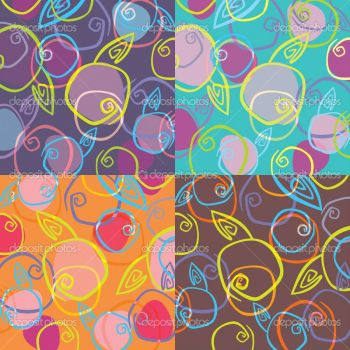 Four-colorful-patterns