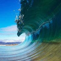 1. ~ NATURE ~ Wave.