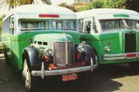 Old buses, Malta