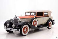 1934 Packard Eight Convertible Sedan