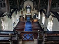 The Church of St Gilbert of Sempringham, Brothertoft -
