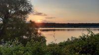 Dawn on Lake Belton, Temple, Texas