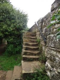 Stairs at Battle