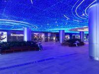Shopping Plaza in Wuhan, China