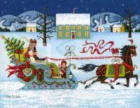Holodook-Christmas Sleigh
