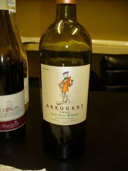 Barloffs to Compete with Tadpole Wine!....