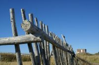 A fence with memories