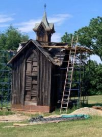 Gothic Barn Revival