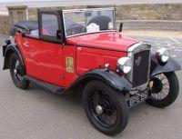 Austin Vintage Car