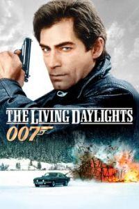 JAMES BOND 007--THE LIVING DAYLIGHTS !
