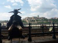 Budapest, Donaupromenade