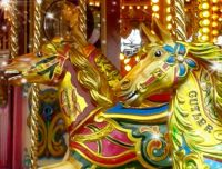 Galloping Horses Carousel