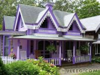 Purple Cottage
