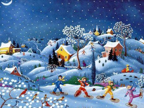 Kids' winter