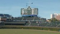 Old Wrigley Field, Chicago