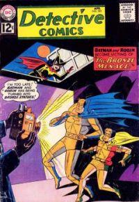 Batman, Robin And Batwoman