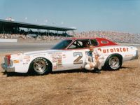 David Pearson and the Wood Brothers Mercury