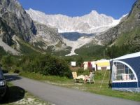 Camping Des Glaciers, Zwitserland