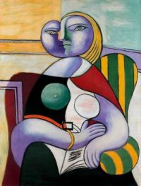 Picasso: Reading (1932)