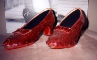 The real ruby slippers!