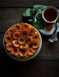 fruit and tea