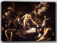 Caravaggio Michelangelo-Merisi-da The martyrdom of Saint Matthew.-fine-art-canvas.-sizes-a4-a3-a2-a1-002069--16289-p