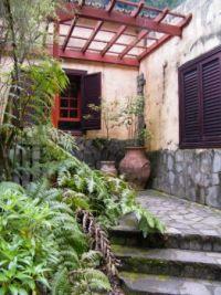 Visitor Centre at La Palma island Rain Forest.