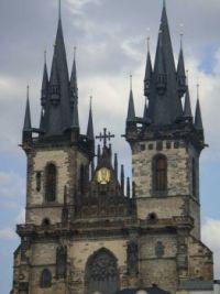 St Mary of Tyn, Prague