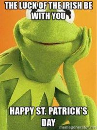 Happy Sr. Patricks Day