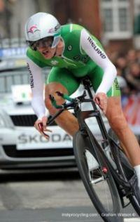 David McCann's at full speed