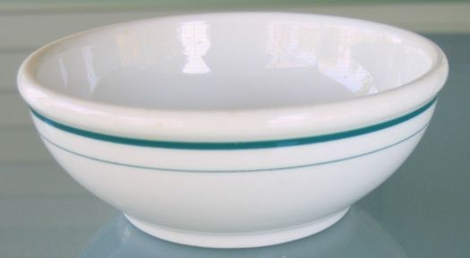 Old Restaurant Bowl