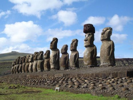 Pacific Ocean Monuments to who, why &... when