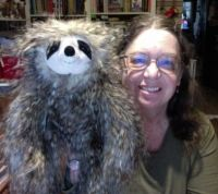 By request: Me and my new Sloth  2-26-20