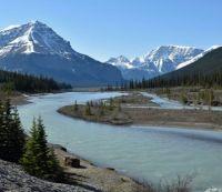 Kicking Horse River, Canadian Rockies