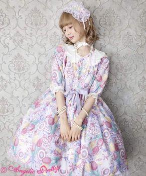 Angelic Pretty Sugar Sweet Dream