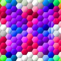 Honeycomb Mosaic