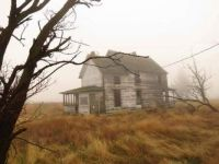 Spooky old house